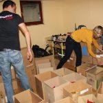 Tartós élelmiszerek dobozolása, 2013