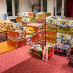Tartós élelmiszer osztás, 2015