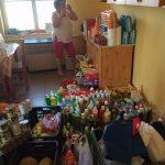 Tiisztítószerek gyűjtése nagycsaládosok számára, 2014